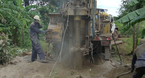Sub Saharan Drilling